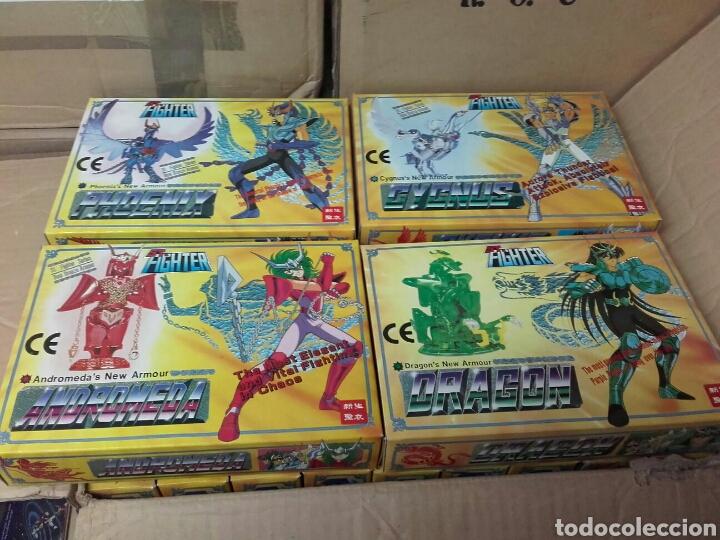 Figuras de acción: Caballeros del zodiaco st fighter - Foto 2 - 194323745