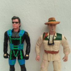 Action Figures - 2 figuras jurassic park kenner - 83512835