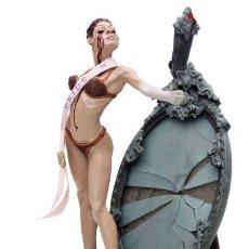 Figurines d'action: ORGULLO ESTATUA RESINA - SIETE PECADOS CAPITALES - SERIE 1 - GEEK TOYS 8437009800676 MEGAOFERTA!!!. Lote 83575756
