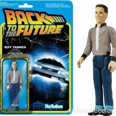 Figuras de acción: BIFF TANNEN REGRESO AL FUTURO REACTION FIGURE. Lote 84168248