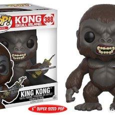 Figuras de acción - POP MOVIES: KING KONG KONG SKULL ISLAND 6 OVERSIZE 388 - 84180000