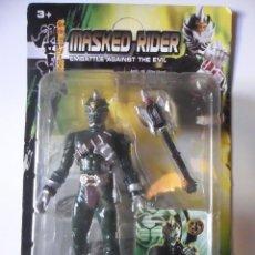 Figuras de acción: MASKED RAIDER FIGURA NUEVA EN BLISTER . Lote 85449416