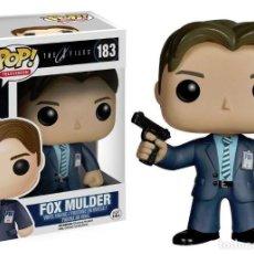 Figuras de acción: POP ! X-FILES-FOX MULDER. Lote 87346156