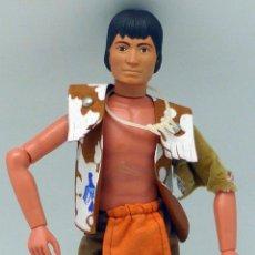 Figuras de acción: LONE RANGER LITTLE BEAR GABRIEL TOYS MADE IN HONG KONG 1975. Lote 89740716
