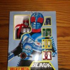 Figuras de acción: DIECAST METAL, BLACK ANT, HORMIGA NEGRA ,EL JINETE ENMASCARADO, 1978 TAIWÁN.. Lote 90604030