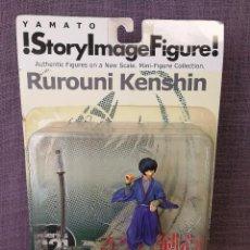Figuras de acción: FIGURA MANGA RUROUNI KENSHIN . Lote 91265075