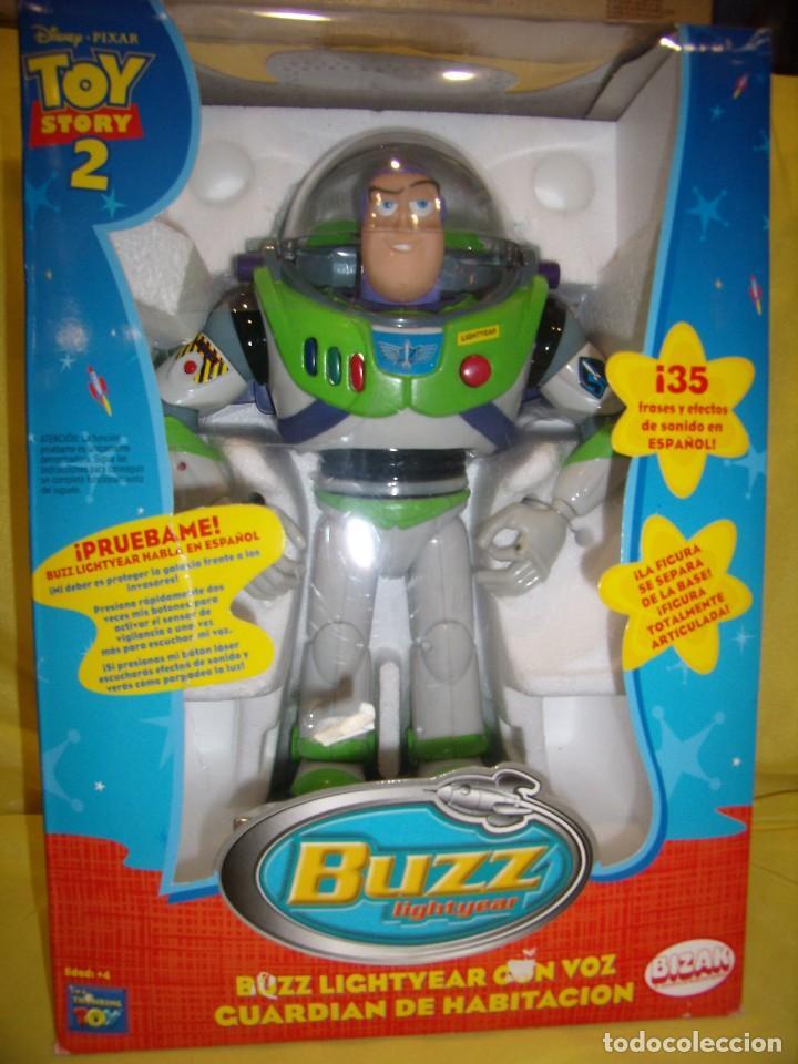 Buzz Lightyear Guardian De Bizak Con Voz 35 Fr Sold
