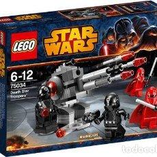 Figuras de acción: DEATH STAR TROOPERS - LEGO STAR WARS - 75034. Lote 92054575