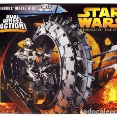 Figuras de acción: GRIEVOUS WHEEL BIKE - REVENGE F THE SITH - STAR WARS. Lote 92055560