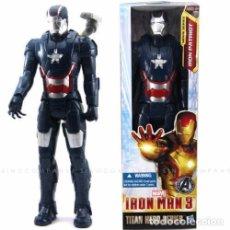 Figuras de acción: IRON MAN 3 - IRON PATRIOT - AVENGERS. Lote 92057845