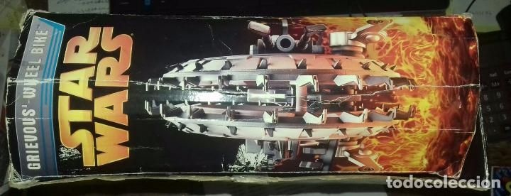 Figuras de acción: GRIEVOUS WHEEL BIKE - REVENGE F THE SITH - STAR WARS - Foto 2 - 92055560