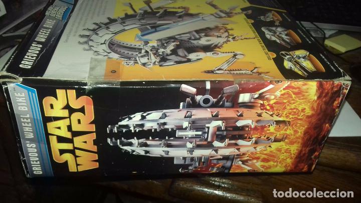 Figuras de acción: GRIEVOUS WHEEL BIKE - REVENGE F THE SITH - STAR WARS - Foto 3 - 92055560