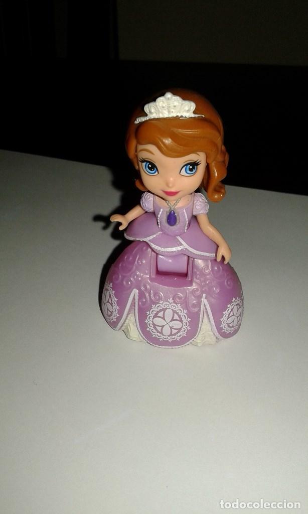 Walt Disney La Princesa Sofia Figura De Accion Personaje De Dibujos Animados