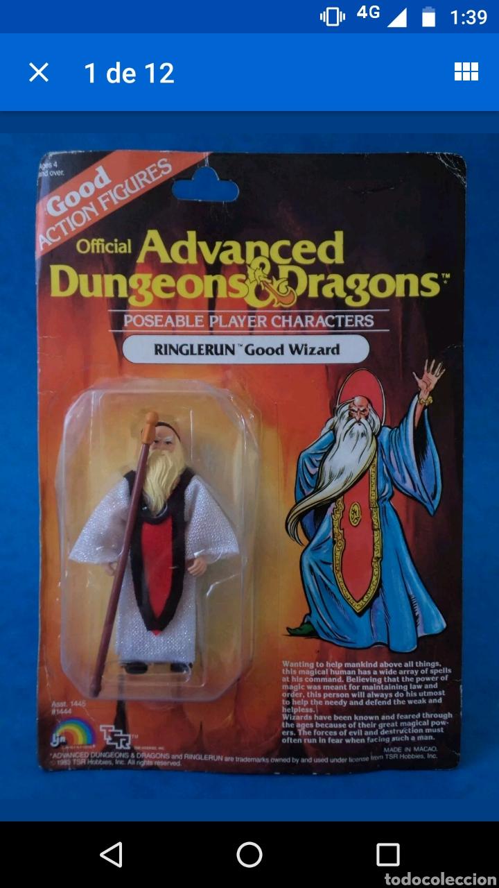 Figuras de acción: D&D - Bastón Dragones y mazmorras RINGLERUN mago bueno - Foto 2 - 94919039