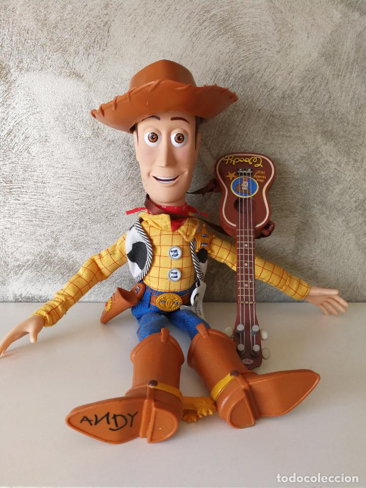 c34406421f8f6 Muñeco woody toy story - Sold through Direct Sale - 95958427