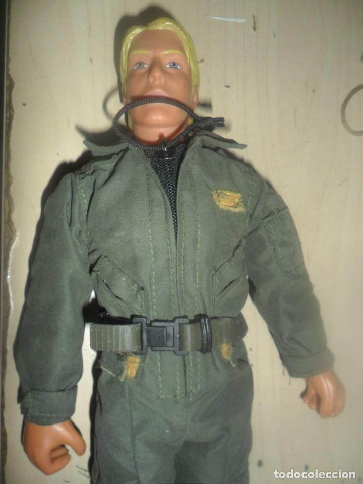 Figuras de acción: LOTE FIGURAS POWER TEAM PEACEMAKERS - 1/6 - PILOTO Y 2 SOLDADOS - Foto 5 - 96181747