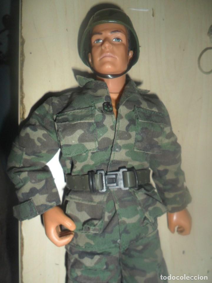 Figuras de acción: LOTE FIGURAS POWER TEAM PEACEMAKERS - 1/6 - PILOTO Y 2 SOLDADOS - Foto 7 - 96181747