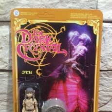 Figuras de acción: CRISTAL OSCURO - THE DARK CRYSTAL - FIGURA - JEN - REACTION - FUNKO - PRECINTADO - BLISTER - NUEVO. Lote 96383863