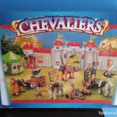 Figuras de acción: JUEGO DE CABALLEROS. ( EN FRANCES) CHEVALLERS.. Lote 96595619