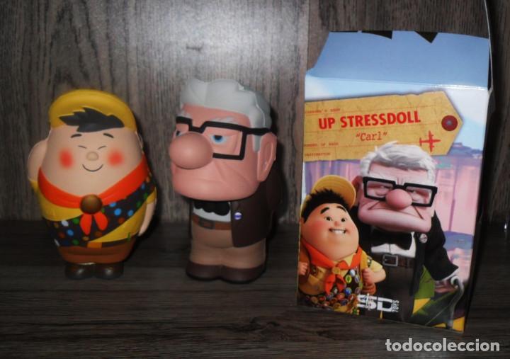 Pareja Figuras Stress Doll 12 Cm Pelicula Up Nu Comprar Otras