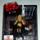 Figuras de acción: SIN CITY # NANCY # DIAMOND SELECT - NUEVO EN SU BLISTER ORIGINAL - 18 CM - DEL AÑO 2014. Lote 97077555