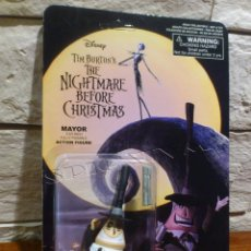 Figuras de acción: PESADILLA ANTES DE NAVIDAD - MAYOR - ALCALDE - FIGURA - REACTION - NIGHTMARE BEFORE CHRISTMAS. Lote 97093899