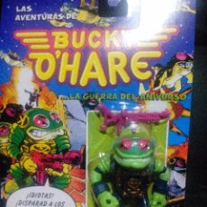 Figuras de acción: FIGURA TORMENTOSO DE LA SERIE BUCKY O'HARE NUEVA EN SU BLISTER A ESTRENAR*. Lote 107508608