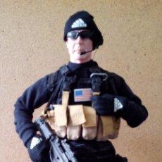 Figuras de acción: DRAGON CUSTOM. OPERATIVO CIA BLACK OPS. AFAGANISTAN. ESCALA 1:6. Lote 129416288