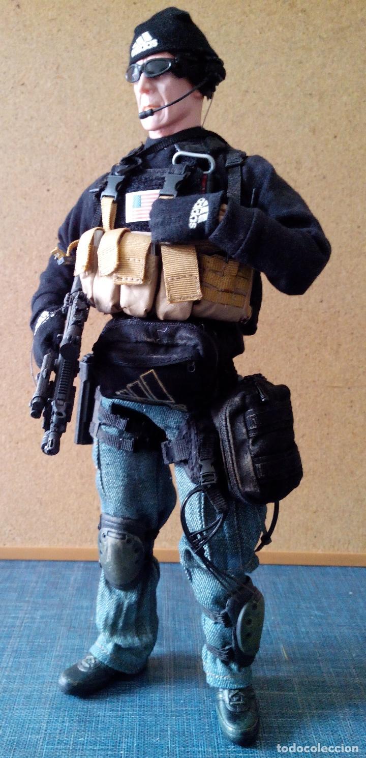 Figuras de acción: Dragon Custom. Operativo CIA Black Ops. Afaganistan. Escala 1:6 - Foto 5 - 129416288