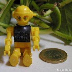 Figuras de acción: MINI ROBOT ARTICULADO DÉCADA DE LOS 80. Lote 98086995