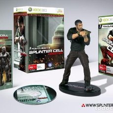 Figuras de acción: SPLINTER CELL - CONVICTON - TOM CLANCY/S - XBOX 360. Lote 98150731