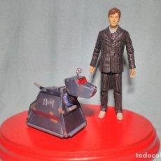 Figuras de acción: FIGURA DE DR. WHO Y ROBOT , MARCA BBC 2004.. Lote 98901943