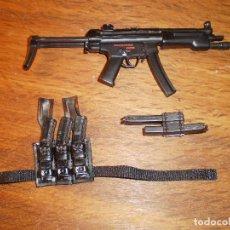 Figuras de acción: DRAGON SUBFUSIL HK MP5 ESCALA 1/6. Lote 98934023