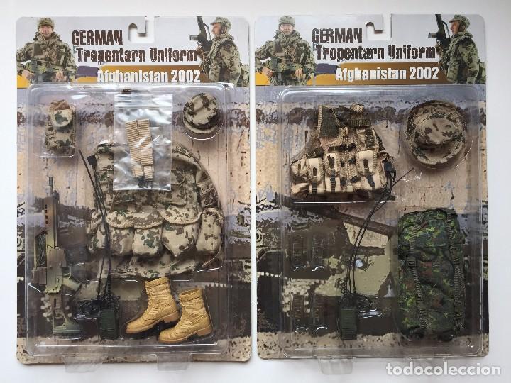 GERMAN TROPENTARN UNIFORM - AFGANISTAN 2002 - DRAGON DID GEYPERMAN (Juguetes - Figuras de Acción - Otras Figuras de Acción)