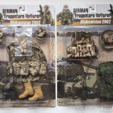 Figuras de acción: GERMAN TROPENTARN UNIFORM - AFGANISTAN 2002 - DRAGON DID GEYPERMAN. Lote 99265359