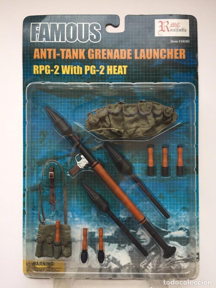RPG-2 - LANZA GRANADAS ANTI TANQUES - GEYPERMAN, DRAGON, DID (Juguetes - Figuras de Acción - Otras Figuras de Acción)