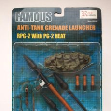Figuras de acción: RPG-2 - LANZA GRANADAS ANTI TANQUES - GEYPERMAN, DRAGON, DID. Lote 99265479