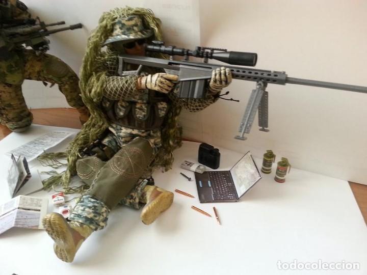 Figuras de acción: Figura articulada escala 1/6 Francotirador USA. - Foto 2 - 99782915
