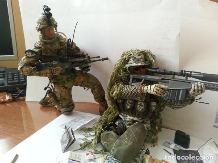 Figuras de acción: Figura articulada escala 1/6 Francotirador USA. - Foto 3 - 99782915