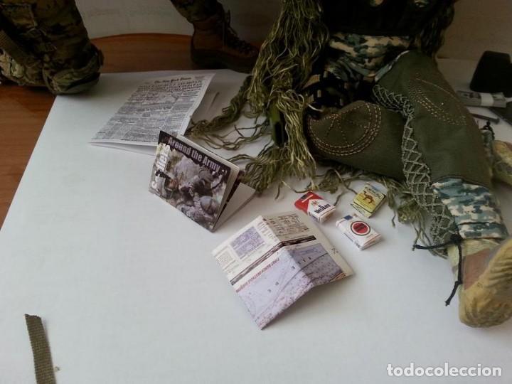 Figuras de acción: Figura articulada escala 1/6 Francotirador USA. - Foto 5 - 99782915