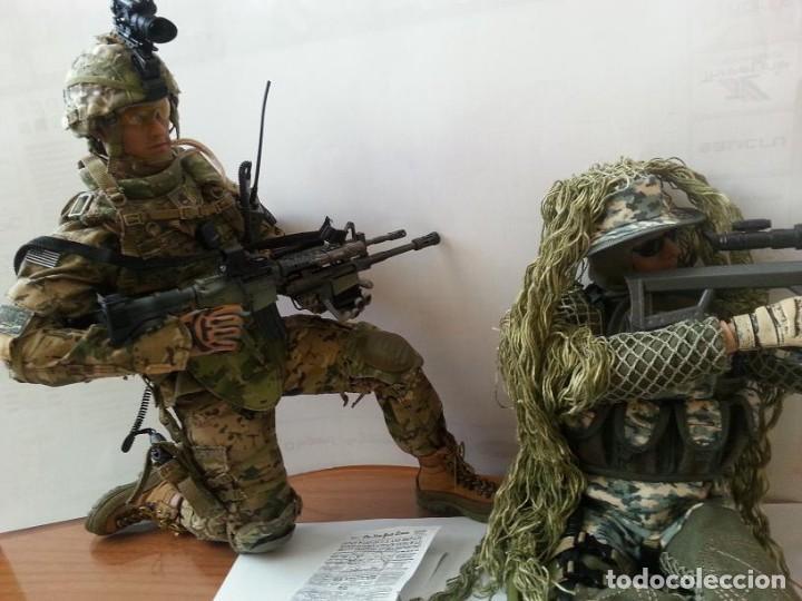 Figuras de acción: Figura articulada escala 1/6 Francotirador USA. - Foto 6 - 99782915
