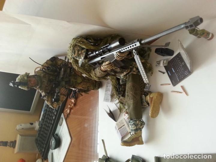 Figuras de acción: Figura articulada escala 1/6 Francotirador USA. - Foto 7 - 99782915