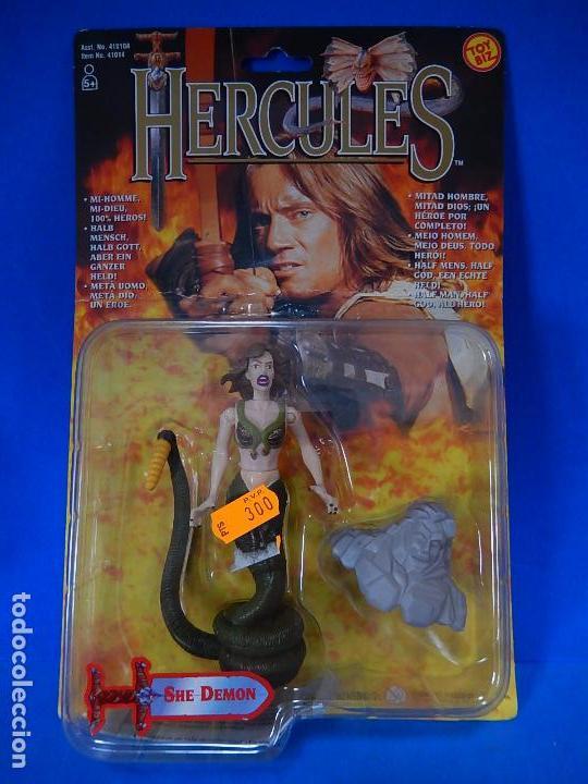 Figuras de acción: Hércules. She Demon. 1996. - Foto 2 - 100682703