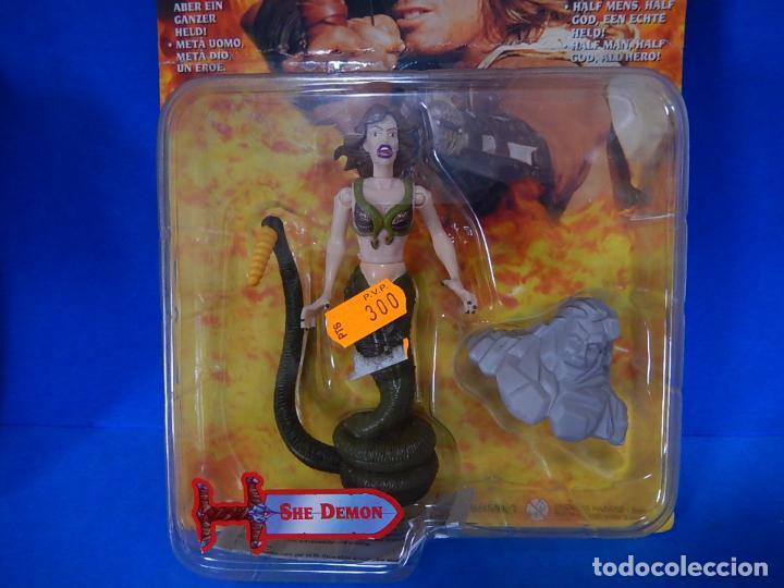 Figuras de acción: Hércules. She Demon. 1996. - Foto 3 - 100682703