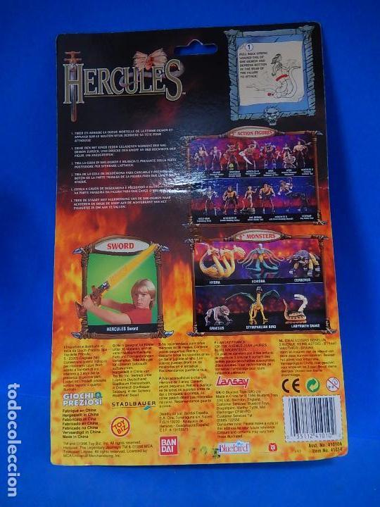 Figuras de acción: Hércules. She Demon. 1996. - Foto 4 - 100682703