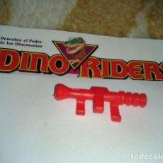 Figuras de acción: DINO RIDERS ACCESORIO ARMA 1987 TYCO MATTEL. Lote 103865555