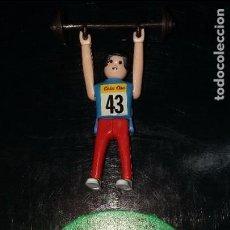 Figuras de acción: MUÑECO GRAN JUEGO DE LAS OLIMPIADAS COLA CAO 5 CM. Lote 104429775