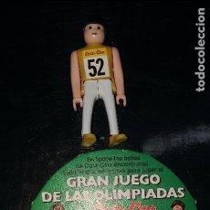 Figuras de acción: MUÑECO GRAN JUEGO DE LAS OLIMPIADAS COLA CAO 5 CM. Lote 104429835