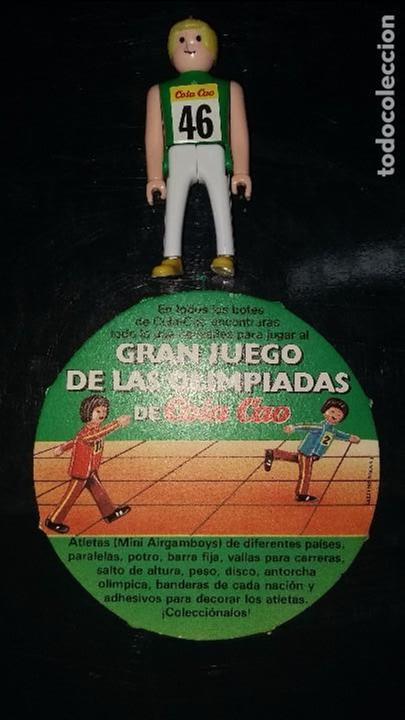 MUÑECO GRAN JUEGO DE LAS OLIMPIADAS COLA CAO 5 CM (Juguetes - Figuras de Acción - Otras Figuras de Acción)