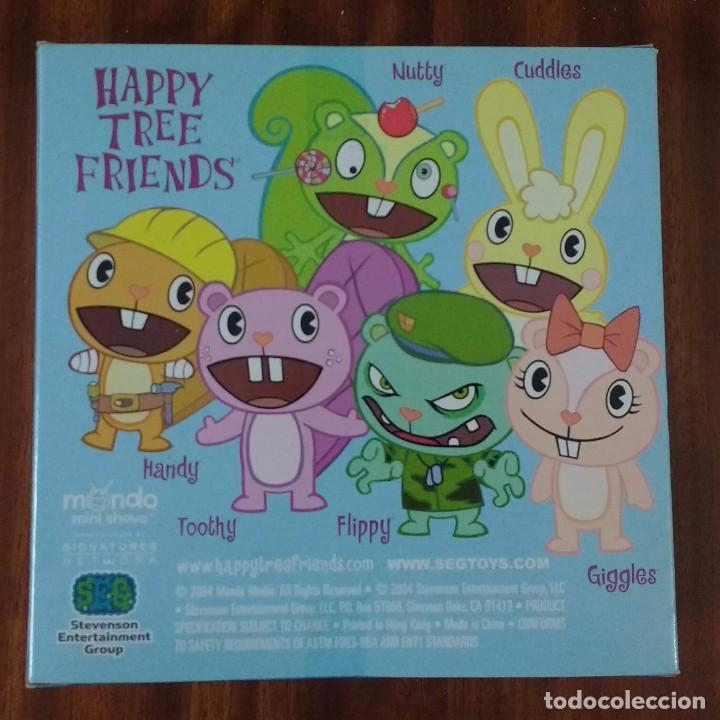 Figuras de acción: HAPPY TREE FRIENDS - EXCLUSIVE LIMITED EDITION 6 FIGURINE SET - SDCC EXCLUSIVE 2004 - Foto 2 - 104592779
